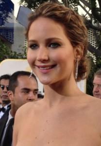 Jennifer Lawrence - fotografia wykorzystywana w hasłach na Wikipedii (Fot. Jenn Deering Davis, licencja  CC-BY-2.0)