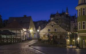 Ulica Grottgera w Kłodzku, nagroda w kategorii Pejzaż miejski (fot. Jacek Halicki, licencja CC-BY-SA-3.0)