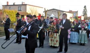 Uroczystość topienia Marzanny, Miasteczko Śląskie