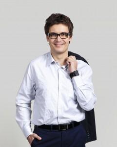 Profesor Dariusz Jemielniak, nowy członek Rady Powierniczej Wikimedia Foundation (fot. KozminskiUni, CC-BY-SA 3.0)