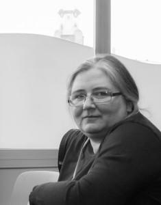 Maria Drozdek, pierwsza w Polsce Wikipedystka Rezydentka (fot. Robert Drózd, CC-BY-SA 3.0)